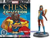 Marvel Chess Collection #69 Ms Marvel Eaglemoss Publications